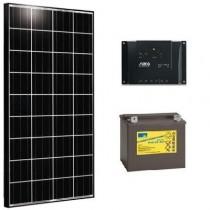 Kit solaire 140W 12V
