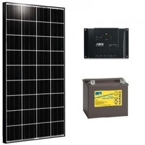 Kit solar 150W 12V
