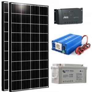 Solar kit 300W 230V