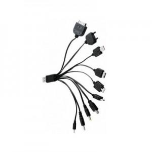 Cable USB 10 teléfonos