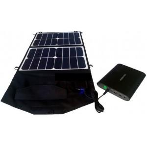 Chargeur solaire souple 14W