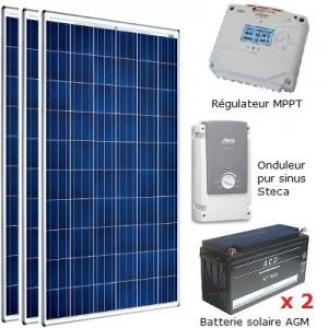 Kit solaire 780W 230V