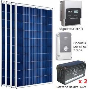 Kit solaire 1040W 230V