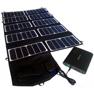 Chargeur solaire ordinateur