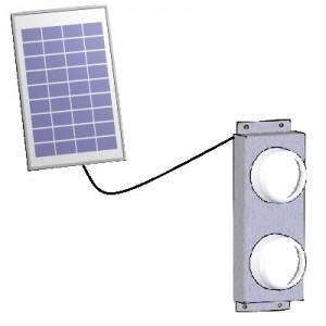 Module éclairage solaire SOL2M