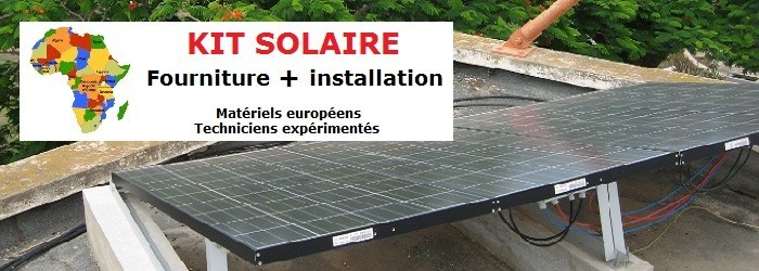 Kit solaire Froid