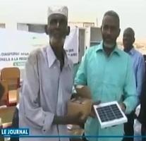 Lampe solaire Djibouti