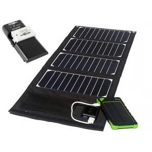 Chargeur solaire souple 4W
