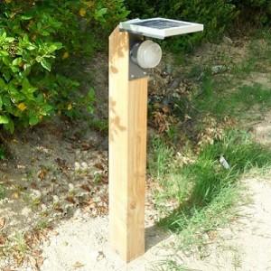 Baliza LED solar