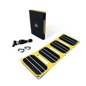 Chargeur solaire pliable 6,5W