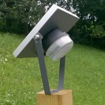 Borne éclairage solaire SOL4B