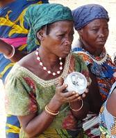 lampe solaire Bénin